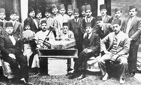 Jewish Role in Iraqi Music